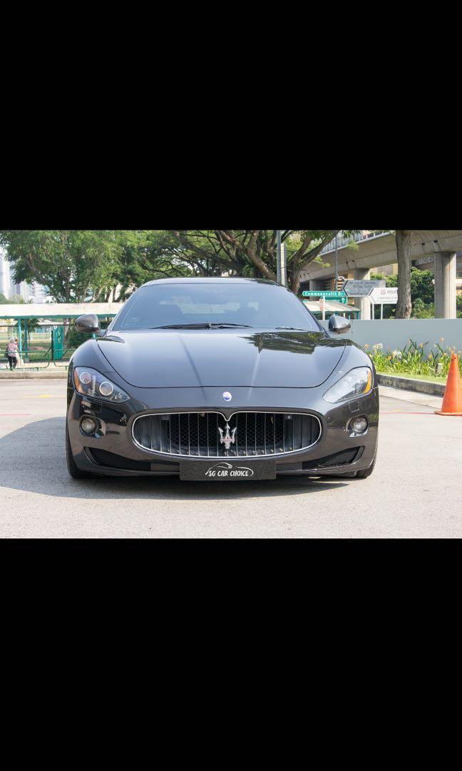 Maserati GranTurismo Cambiocorsa Auto