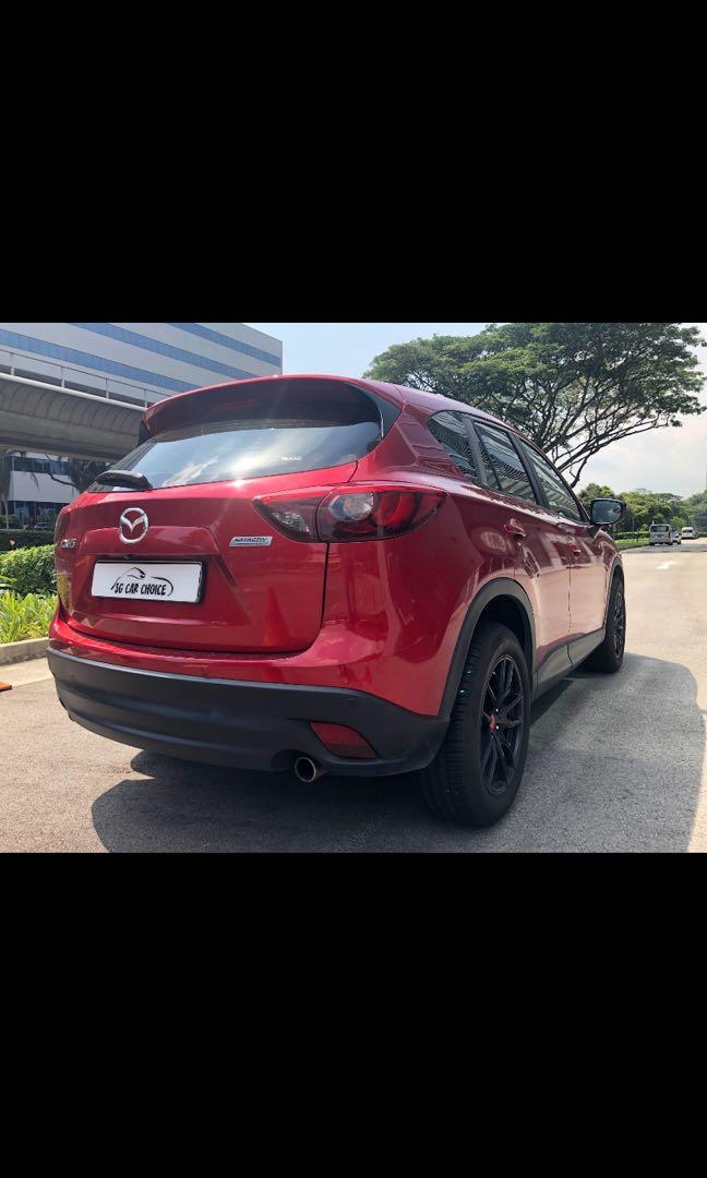 Mazda CX-5 2.0 2WD Premium (A)