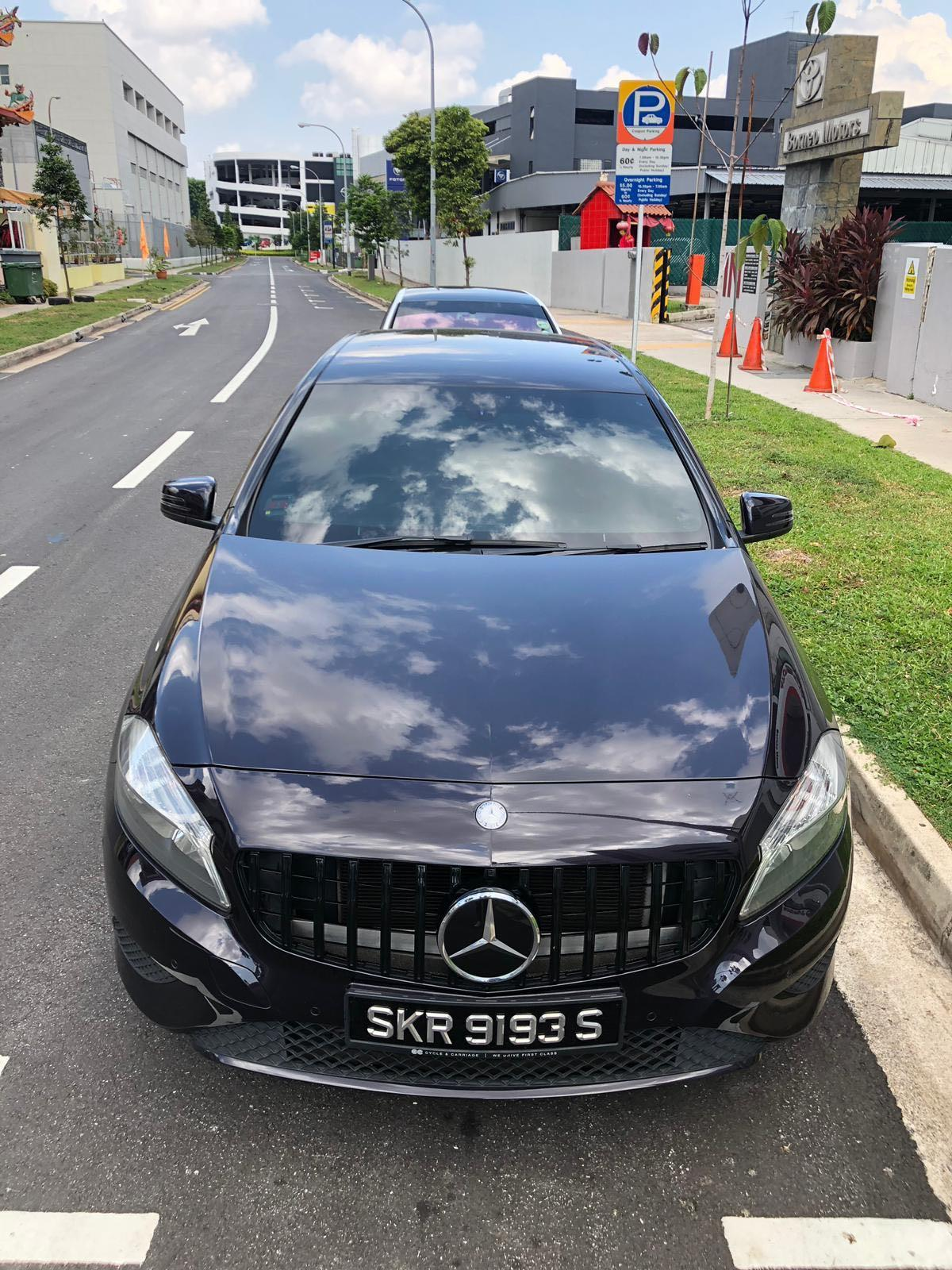 Mercedes-Benz A180 W176 Auto