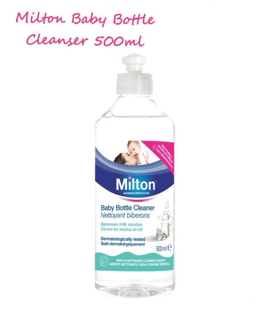 Milton 3合1 抗菌表面噴霧/ Milton Baby Bottle Cleanser