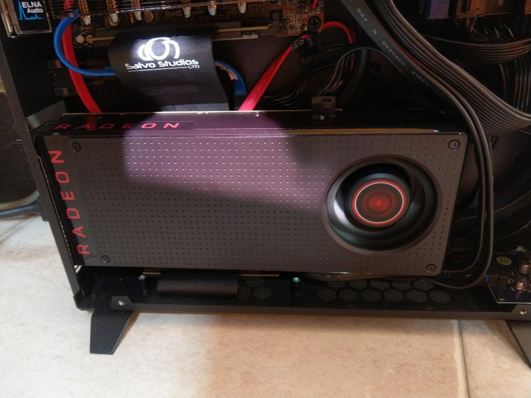 MSI AMD Radeon RX 480 8gb RX480