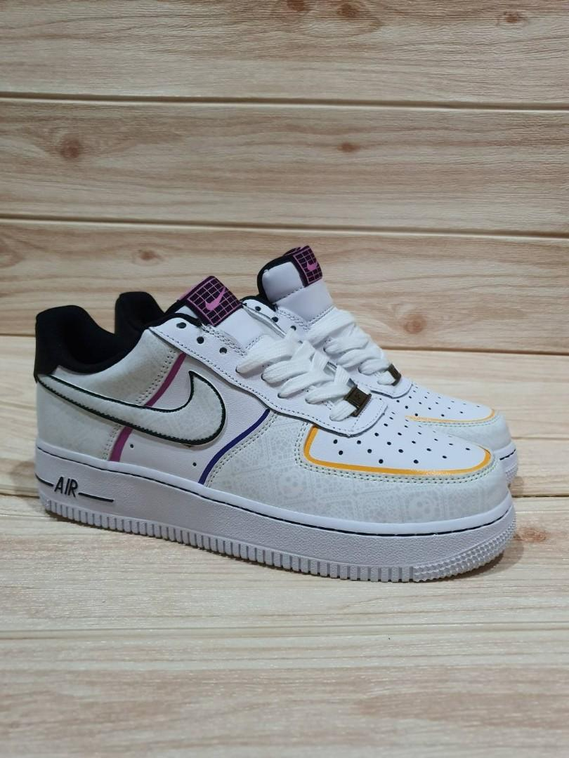 Nike Air Force 1 Day Of The Dead Size 40-44