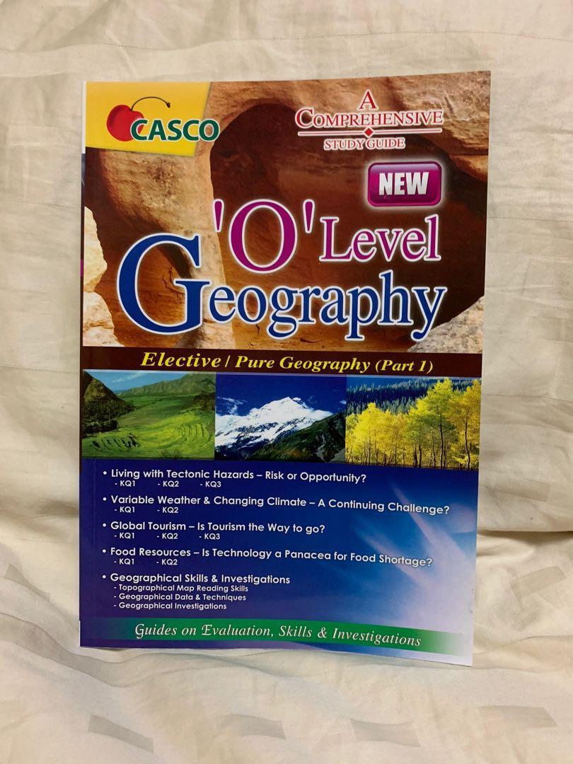 O Level Geography