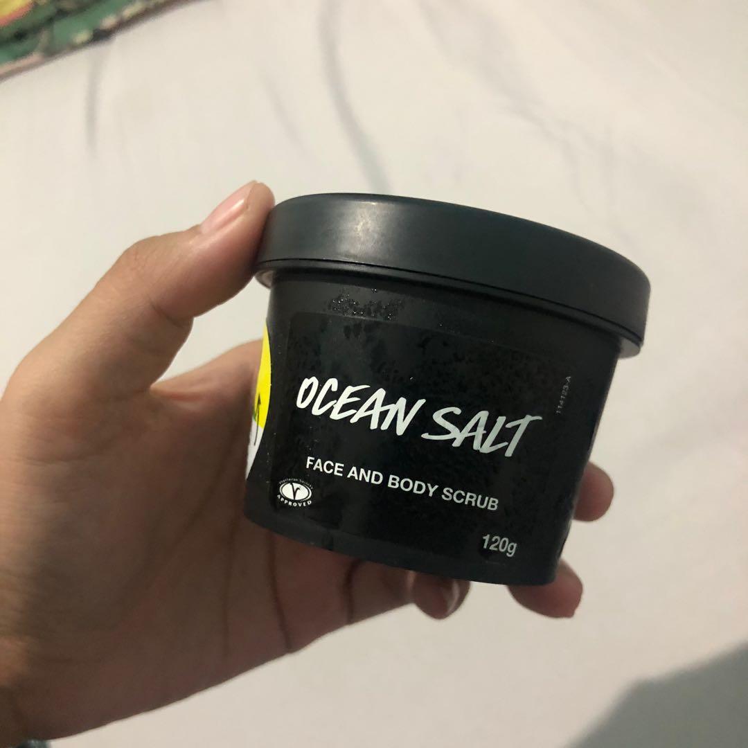 Ocean Salt Lush