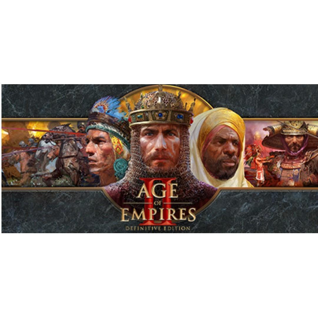 (PC-STEAM) Age of Empires II: Definitive Edition