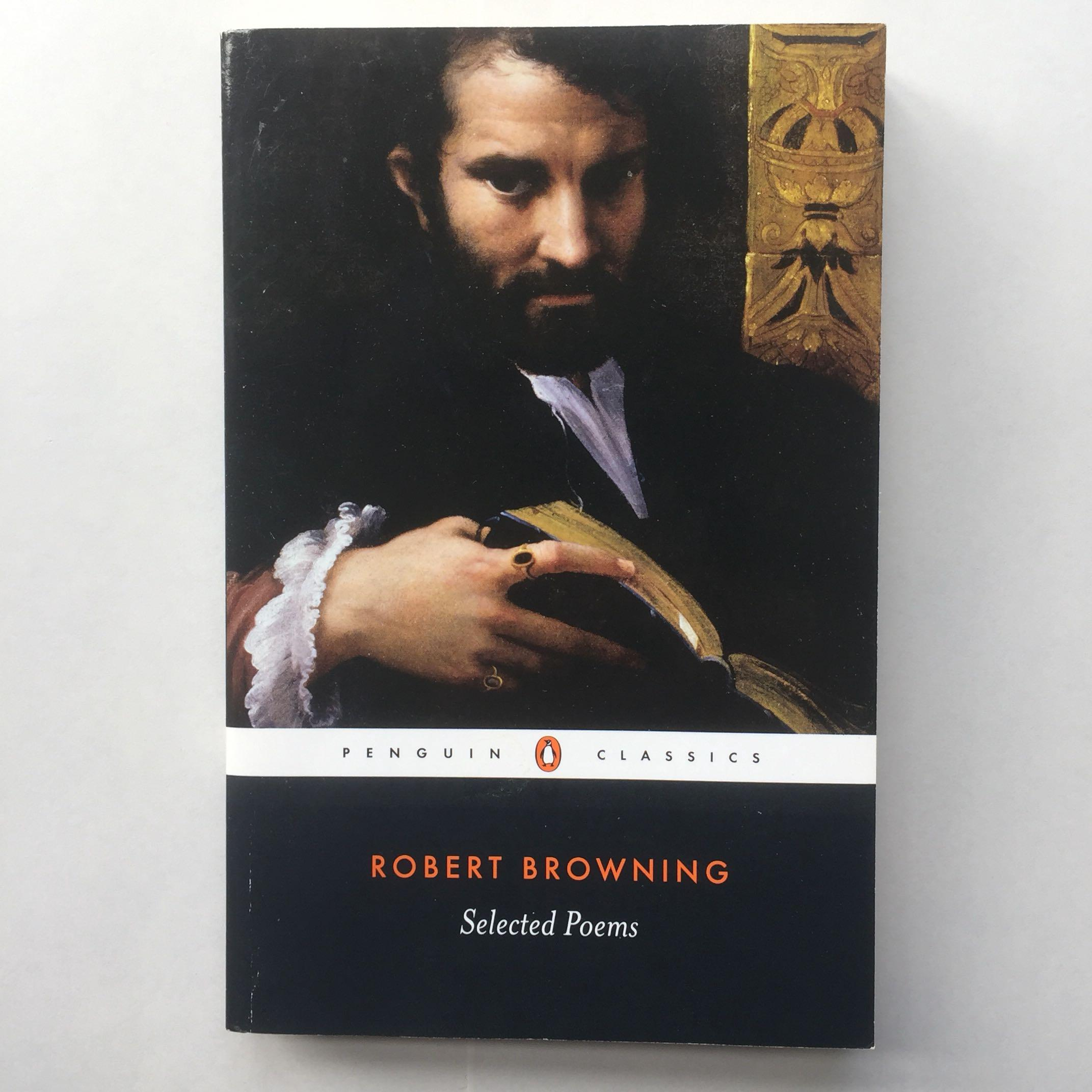 Penguin Classics, Robert Browning - Selected Poems book
