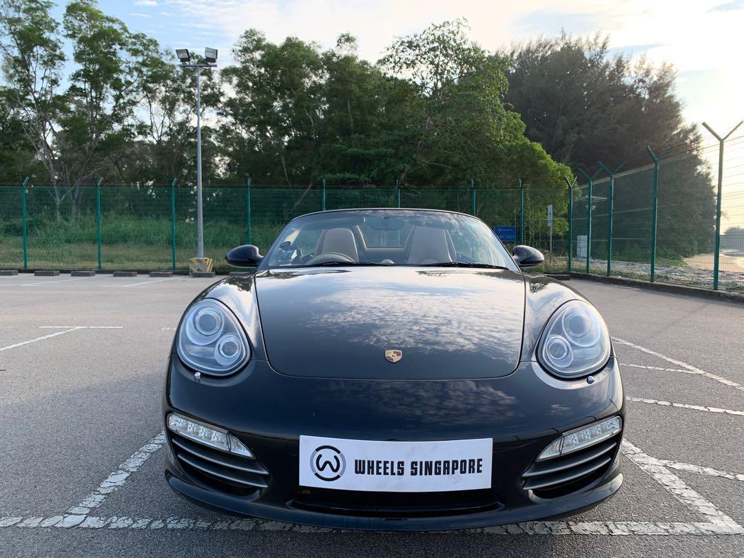 Porsche Boxster 3.4 S PDK (A)