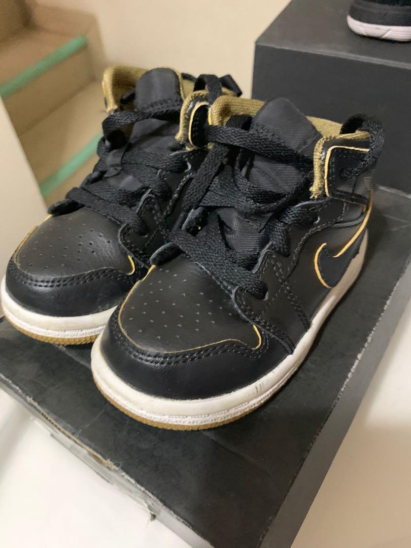 #1111special Preloved Nike Jordan Baby