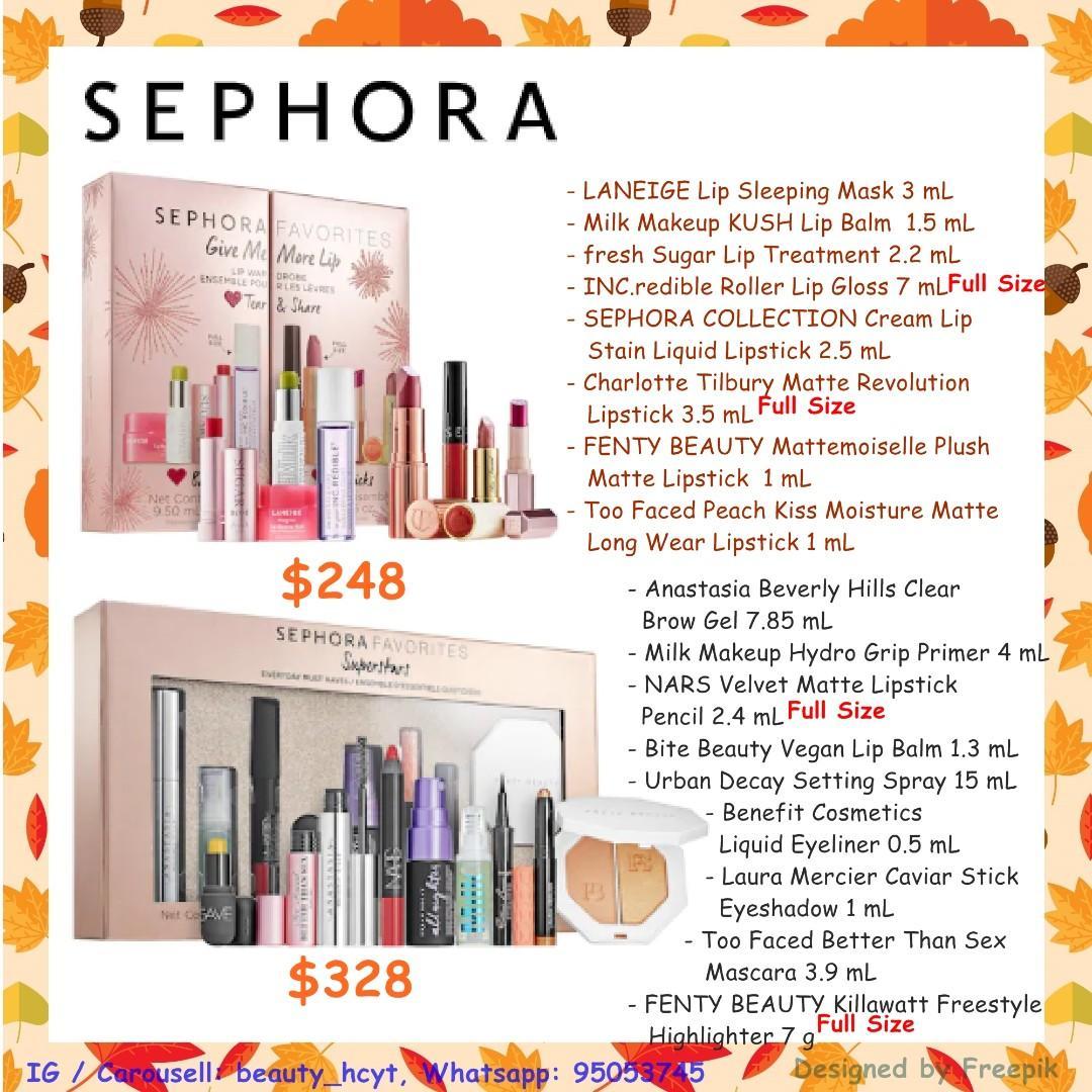 [Pre-order 限時預訂] 美國🇺🇸 Sephora Favorites 代購 Fenty Beauty