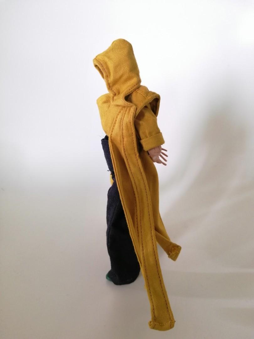 [READY STOCK] Custom Suit For Marvel Legends Ancient One + unpainted Headsculpt (Dr Strange Movie)