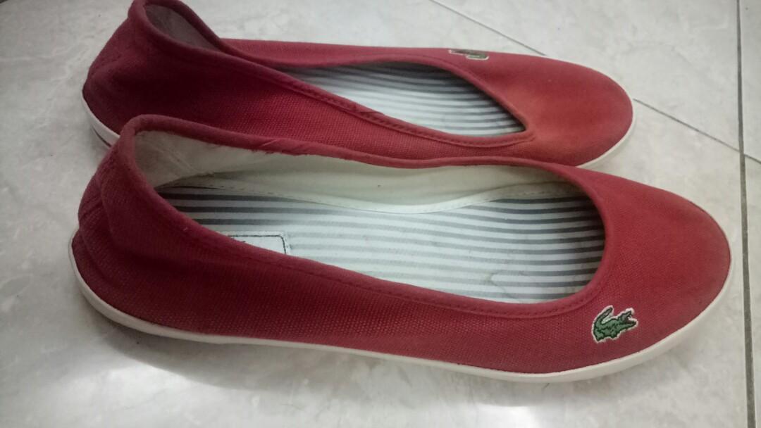 Sepatu LACOSTE, ori