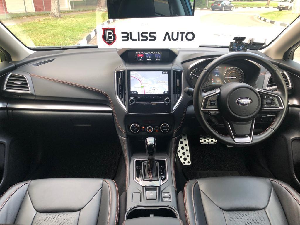Subaru XV 2.0i Eyesight CVT (A)