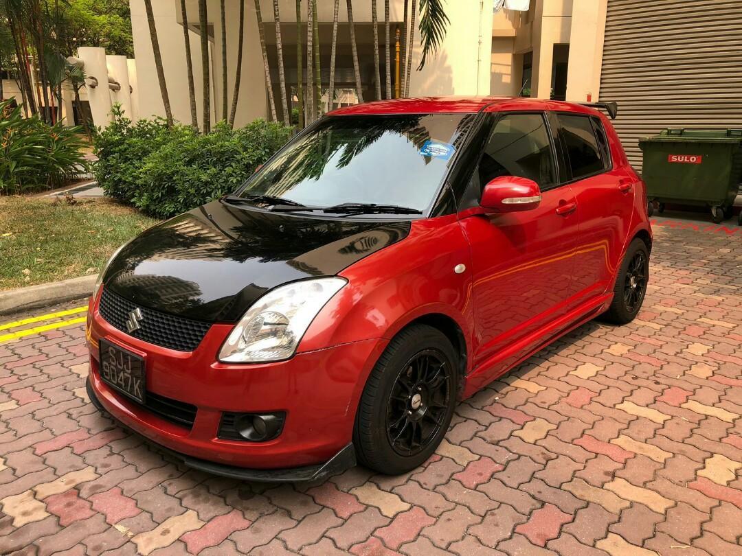 Suzuki Swift 1.2A XG Auto