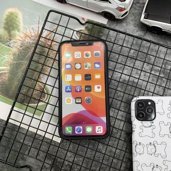 UNDERCOVER IPHONE手機殼蘋果手機殼磨砂手機殼