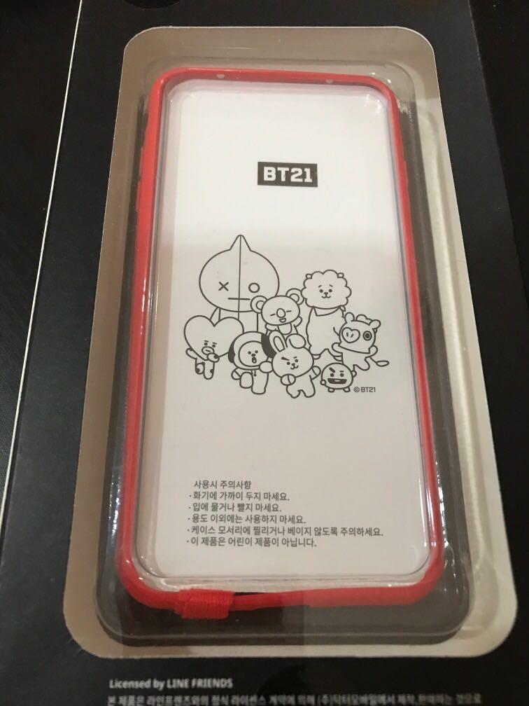 [WTS] BT21 Magic Shop RJ Phone Case (iPhone 7plus / 8plus)