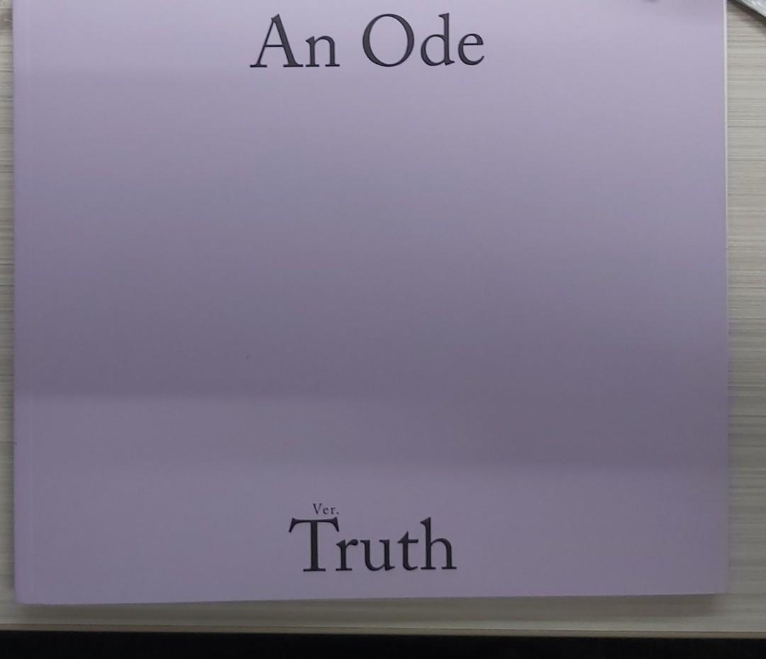 [WTS] SEVENTEEN - AN ODE (TRUTH VER) LOOSE ITEM/SET
