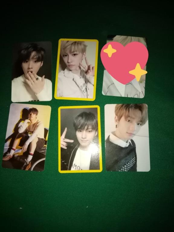 [WTS] STRAY KIDS PHOTOCARD ALBUM - MIXTAPE/I AM NOT/I AM WHO/MIROH/YELLOW WOOD
