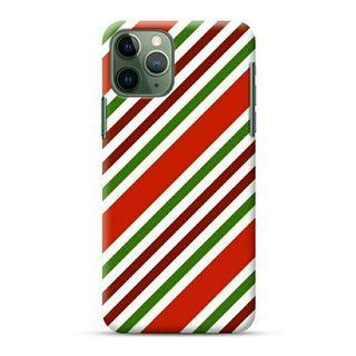 Stripes Pattern iPhone 11 Pro Max Custom Hard Case