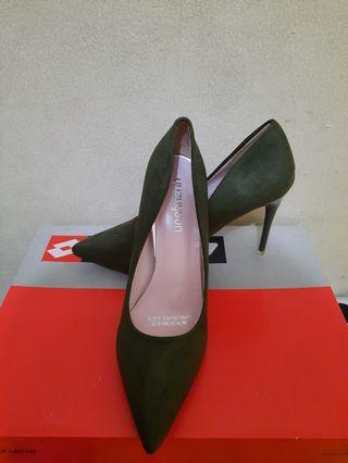Green army heels