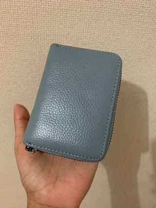 Wallet and Card Holder leather