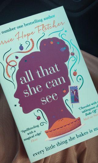 All That She Can See English Novel