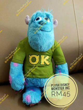 Plush Disney Monster Inc