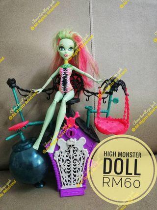 High Monster Doll