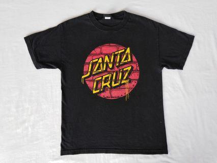 SANTA CRUZ SKATEBOARDING T-SHIRT