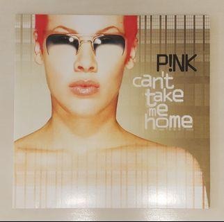 Pink Cant Take Me Home Vinyl Record LP