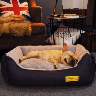 全可拆洗  寵物絨毛睡窩 S號 適合小型犬