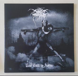 Dark Throne Vinyl Record LP