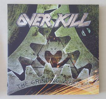 Over Kill Grinding Vinyl Record LP