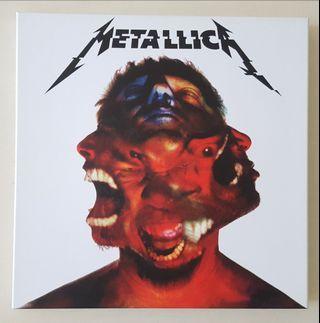 Metallica Boxset Vinyl Record LP