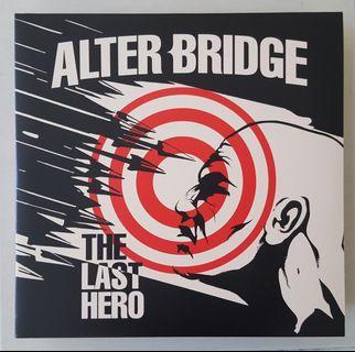 Alter Bridge The Last Hero Vinyl Record LP