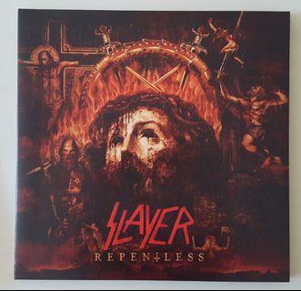 Slayer Repentless Vinyl Record LP