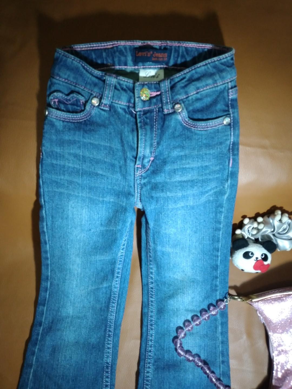 #1111special PADA JADUL Celana Jeans Anak Merk Levis. Second