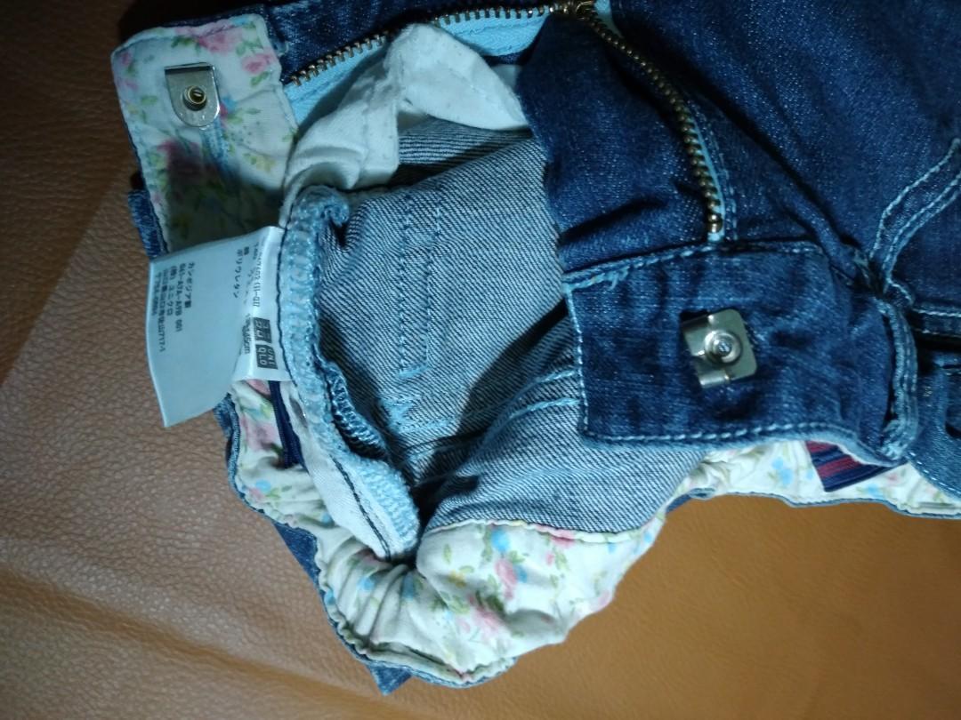 #1111special PADA JADUL Celana Jeans Anak Ukuran 6-7 tahun / 140. Second