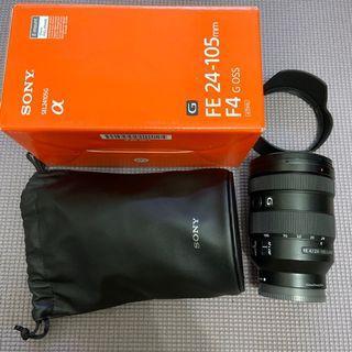 SONY FE 24-105MM F4 G OSS (水)