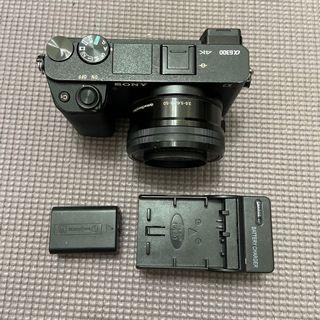 SONY A6300 (水)+ 16-50 KIT lens