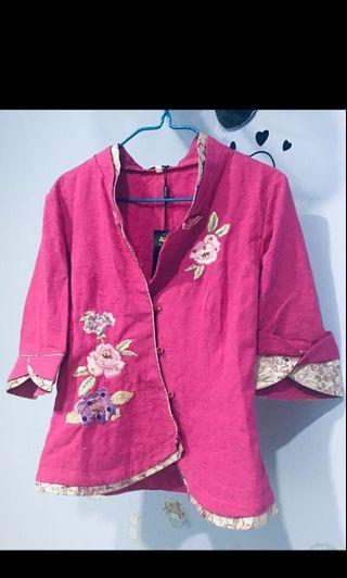 Traditional Chinese Embroidery Blouse 👚