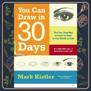 EBOOK PDF YOU CAN DRAW IN 30 DAYS