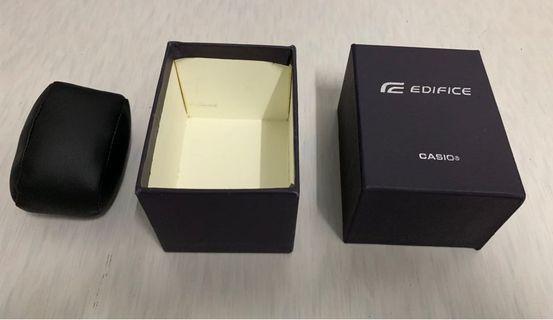 Casio Edifice Watch Box