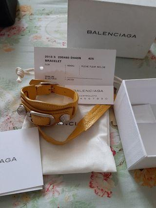 Authentic Balenciaga Bracelet #1111special