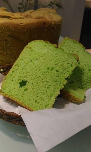 #1111special   Siffone cake daun suji,  soes butter isi fla