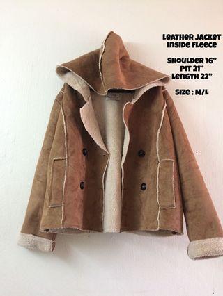 Winter Jacket Leather Jacket