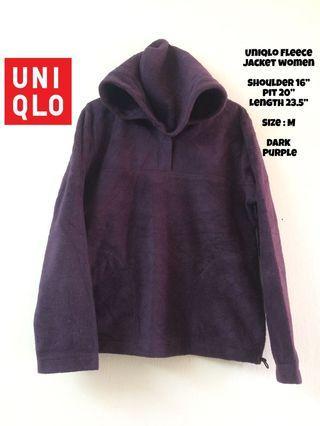 Uniqlo Hoodie Sweatshirt