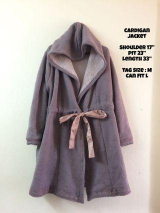 Winter Jacket Cardigan