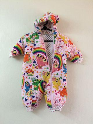 Baby Winter Jumpsuit Size 70