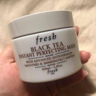 Fresh紅茶瞬效修護面膜100ml