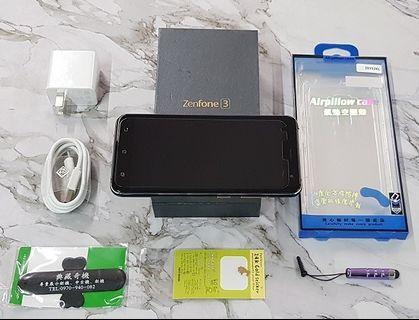 *典藏奇機*展示機出清-ASUS ZenFone 3 ZE552KL 5.5吋 4G/64G 指紋辨識 雙卡